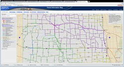 NDDOT Road Conditions Photo