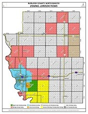 Zoning Jurisdiction Map