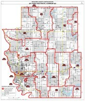 Burleigh County Property Maps
