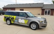 DAV Transportation Network Van