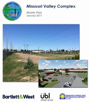 Cover Page of 2017 Missouri Valley Complex Master Plan
