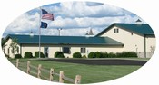 Exterior Picture of the Burleigh County Extension Office