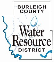 Burleigh County Water Resource Logo