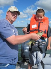 Cops and Kids Fishing 2010