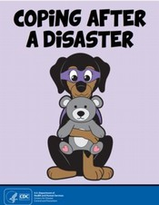 Coping After a Disaster Book Cover